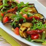 Горячий салат по-итальянски