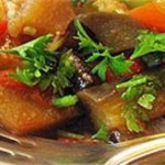 Нахудшурак (баранина с овощами по-таджикски)