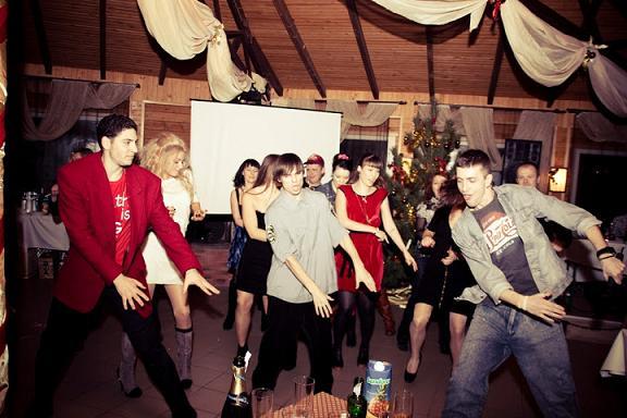 Танцпол в Гнезде Зозули