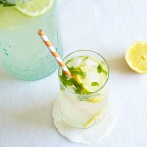 Фото домашнего лимонада