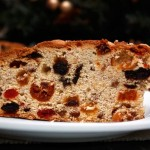 Рождественский кекс с сухофруктами по-английски