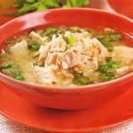 Суп Таронский. Национальная армянская кухня
