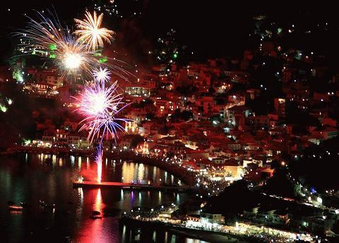 Как отмечают Новый год в Греции