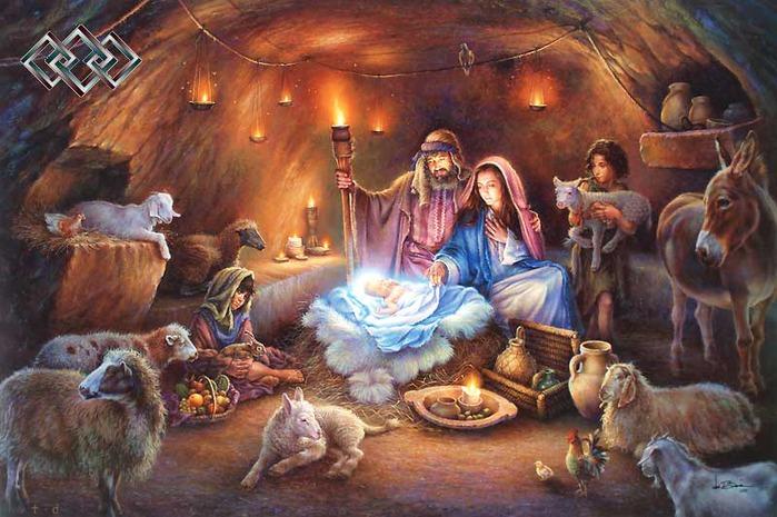 Православное и католическое Рождество Христово