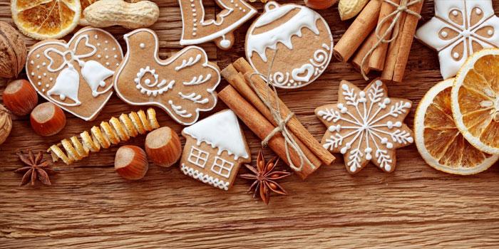 Угощения на Рождество в Шотландии