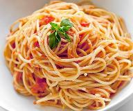 Рецепты со спагетти