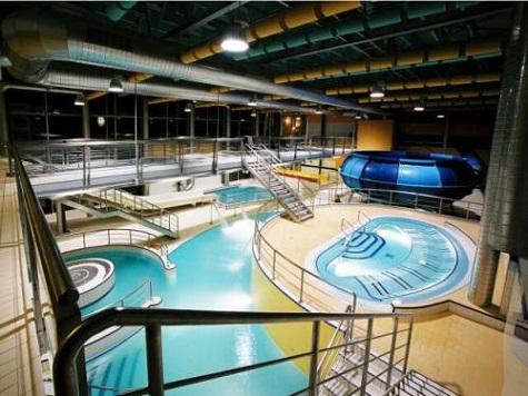 Отметить 14 февраля в аквапарке