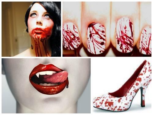 Кровь для хэллоуина в домашних условиях