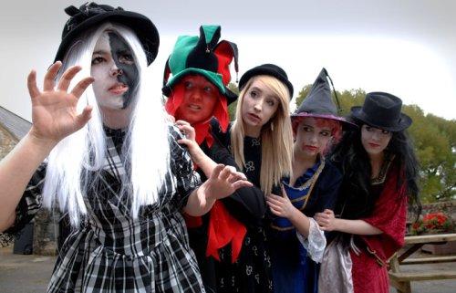 Образы на Хэллоуин