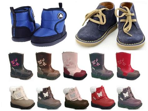 Детская обувь от Николая