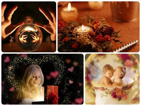 Новогодние заговоры на любовь и здоровье