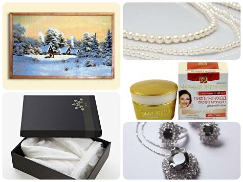 Подарки для мамы на Новый Год