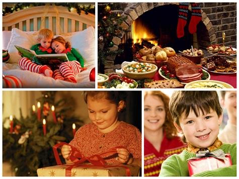 Подарки ребенку на День Святого Николая