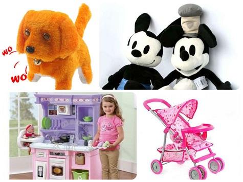 Что подарить дочке 5-7 лет на Новый год