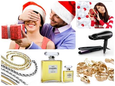Что подарить жене на Новый 2019 год | идеи подарков новые фото