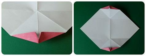 Как сделать валентинку-оригами на 14 февраля