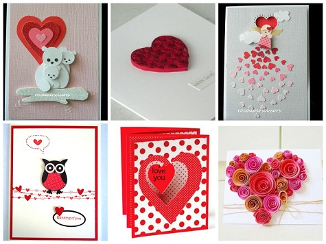 Как сделать открытку на день святого валентина фото 971