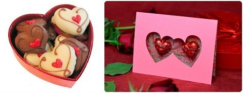 Оформляем конфеты ко Дню Всех Влюбленных