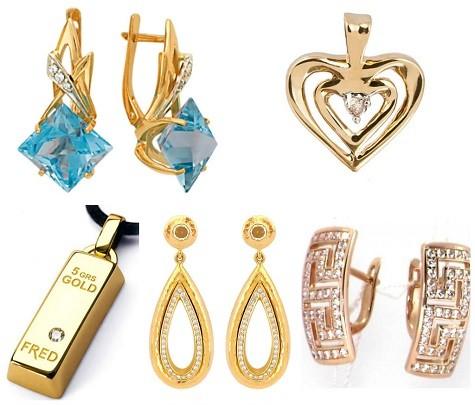 Ювелирные подарки жене на День Святого Валентина