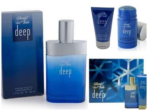 Подарок на 23 февраля - парфюмерный набор