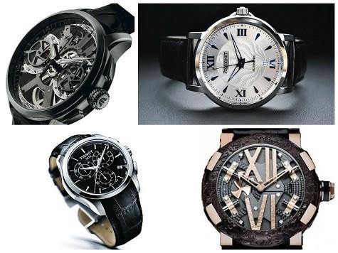 Что подарить мужчине на 23 февраля - часы