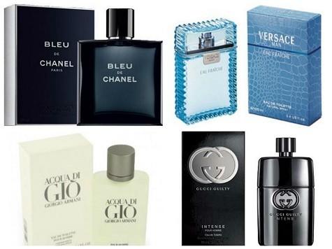 Что подарить на 23 февраля - парфюмерию