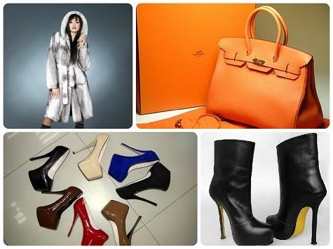 Подарите жене брендовые вещи на 8 марта