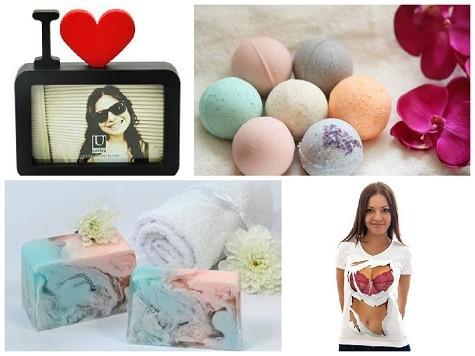 Что подарить девушке к 8 марта - приятные мелочи