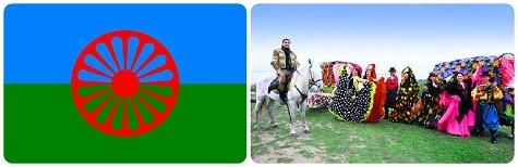 Международный день цыган
