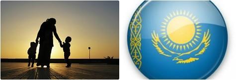 День матери в Казахстане