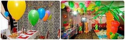 Сюрприз-вечеринка на мамин День рождения